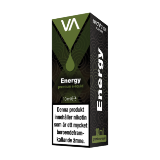 INNOVATION Energy 10ml vape juice is an energy drink with strong flavour and strong sweet taste.