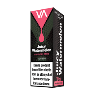 INNOVATION Juicy Watermelon E-juice has a sweet juicy watermelon with deep long lasting aftertaste.