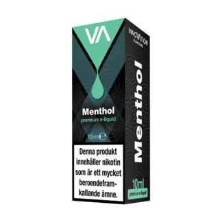 INNOVATION Menthol E-juice has a menthol taste with a strong cooling aftertaste.
