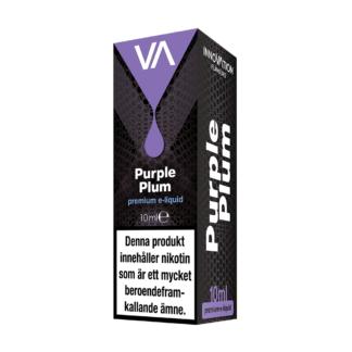 INNOVATION Purple Plum E-liquid with plum flavour. Slight sweet taste and good finish. Soft smoke notes.
