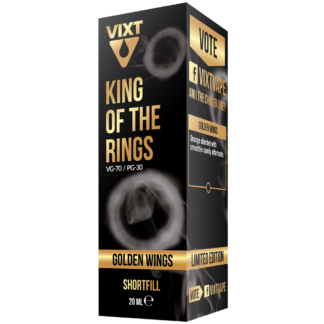 Vixt Golden Wings e-liquid