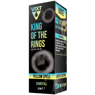 Vixt yellow spell e-liquid