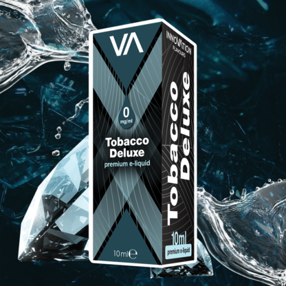INNOVATION Tobacco Deluxe E-juice is a traditional English semi-oriental tobacco flavour.