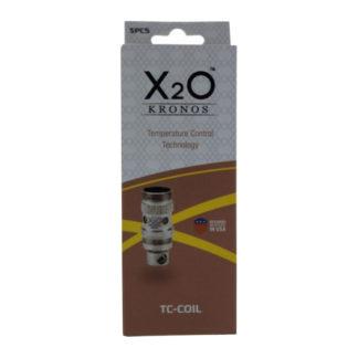 X2O Kronos Sub-ohm coils TC Ni-0,15 ohm 5-pack