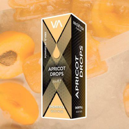 Innovation Apricot Drops 20ml vape Juice