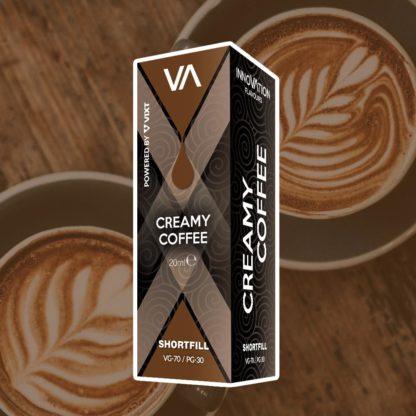 Innovation Creamy Coffee 20ml Vape Juice