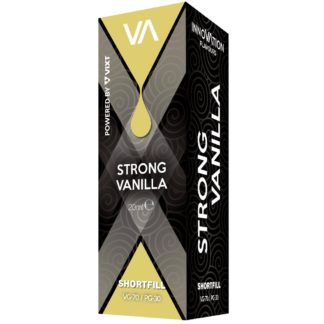 Innovation Strong Vanilla 20ml Vape Juice